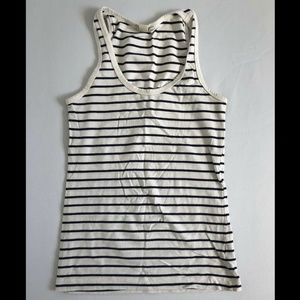 Forever 21 Women's Stripped Sleeveless Tank Top M